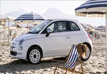 Fiat 500 Dolcevita Türkiye'de yola çıkmaya hazır