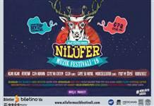 Nilüfer Müzik Festivali'nde 29 sanatçı ve grup sahne alacak