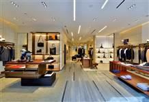 Ermenegildo Zegna en büyük mağazası Emaar AVM'de açtı