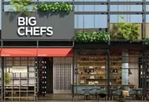 BigChefs'in ilk Avrupa şubesi Frankfurt'ta açıldı