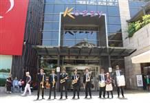 Kozzy AVM'de  30 Ağustos bando ile kutlanacak