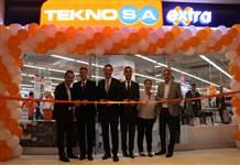 Teknosa'nın  201'inci mağazası 01 Burda AVM'de açıldı