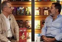 Ahmet Ümit  son romanını Yekta Kopan'a anlattı