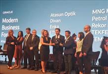 Atasun Optik'in Dijital Dönüşüm Atağı ödüllendirildi