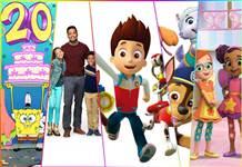 Nickelodeon'un yeni dizileri