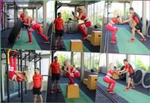 Kasları güçlendirmek için 6 egzersiz