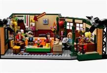 Lego'dan Friends dizisine özel koleksiyon
