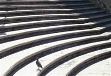 Roma'da İspanyol Merdivenlerine oturmak cezaya tabi