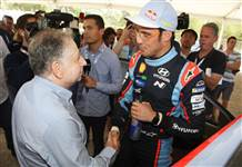 FIA Başkanı Jean Todt Marmaris'te