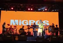 Migros İzmir Enternasyonal Fuarı'na damga vurdu