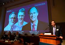 Nobel TIP ödülü alan isismler açıklandı