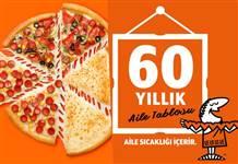 Little Caesars'dan Sana, Bana, Ona pizzası