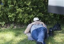Yazın gündüz yoğunluğuna karşı siesta