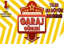 FLO'dan 'Garaj Günleri' fırsatları