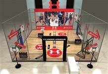 İstinye Park AVM'de basketbol oynarken kazanabilirsiniz