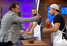 Master Chef Türkiye'de Mehmet Şef'ten Yasin'e ceza!