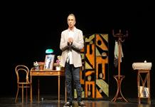 Erhan Yazıcıoğlu Fikrim Firarda ile usta oyuncuları güldürdü
