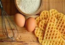 Arzum'dan waffle tarifi