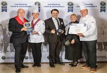 Teksüt Krem Peynir Üstün Lezzet Ödülü aldı