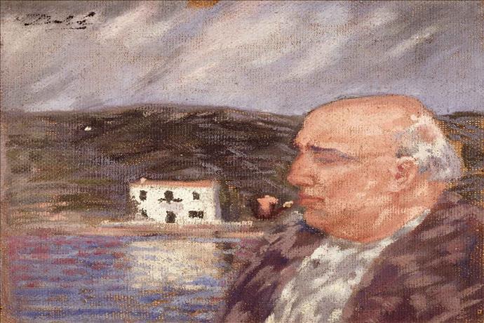 İstanbul'da Bir Sürrealist: Salvador Dali sergisi SSM web sitesinde