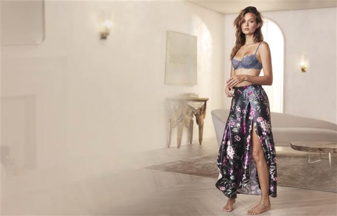 Victoria's Secret Dream Angels koleksiyonundaki Sonbahar Renkleri