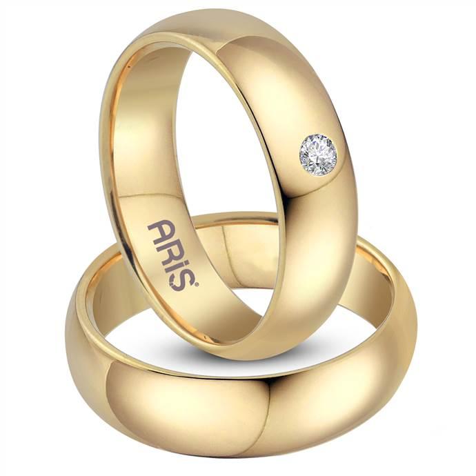 Ariş Pırlanta'nın evlilik koleksiyonu