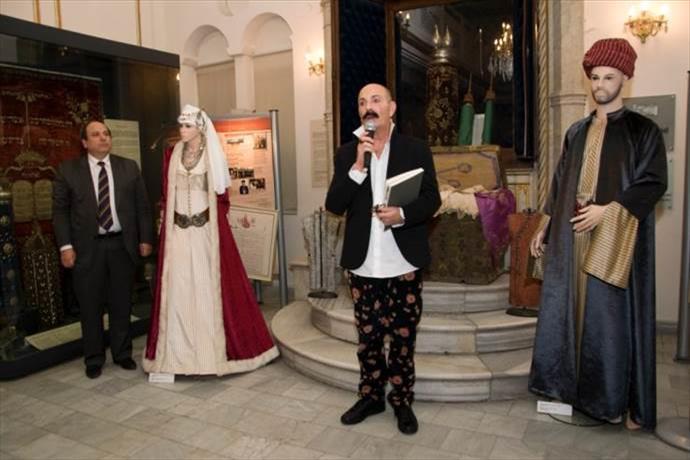 İzmir'de Osmanlı'da Yahudi Kıyafetleri sergisi