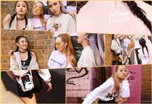 Ariana Grande hayranlarına özel koleksiyon