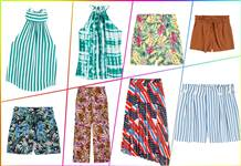 Koton'un 2019 İlkbahar-Yaz kadın şortu koleksiyonu