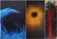 Ahmet Yeşil'in Sesler ve İzler sergisi