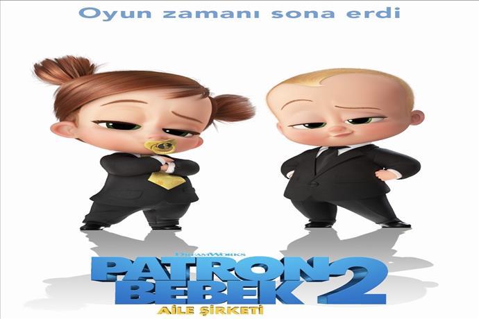 PATRON BEBEK 2: AİLE ŞİRKETİ