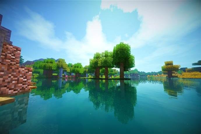 Tek bir blok dahi kazmadan Minecraft bitirilebilir mi?