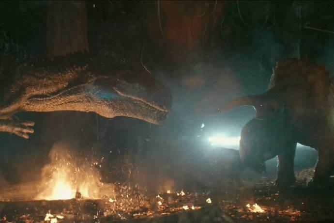 Jurassic World'un 8 Dakikalık Kısa Filmi