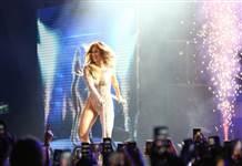 Antalya'da Jennifer Lopez ile Latin fırtınası esti